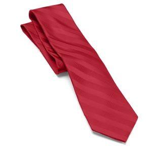 Accessories - Men's Red Tie